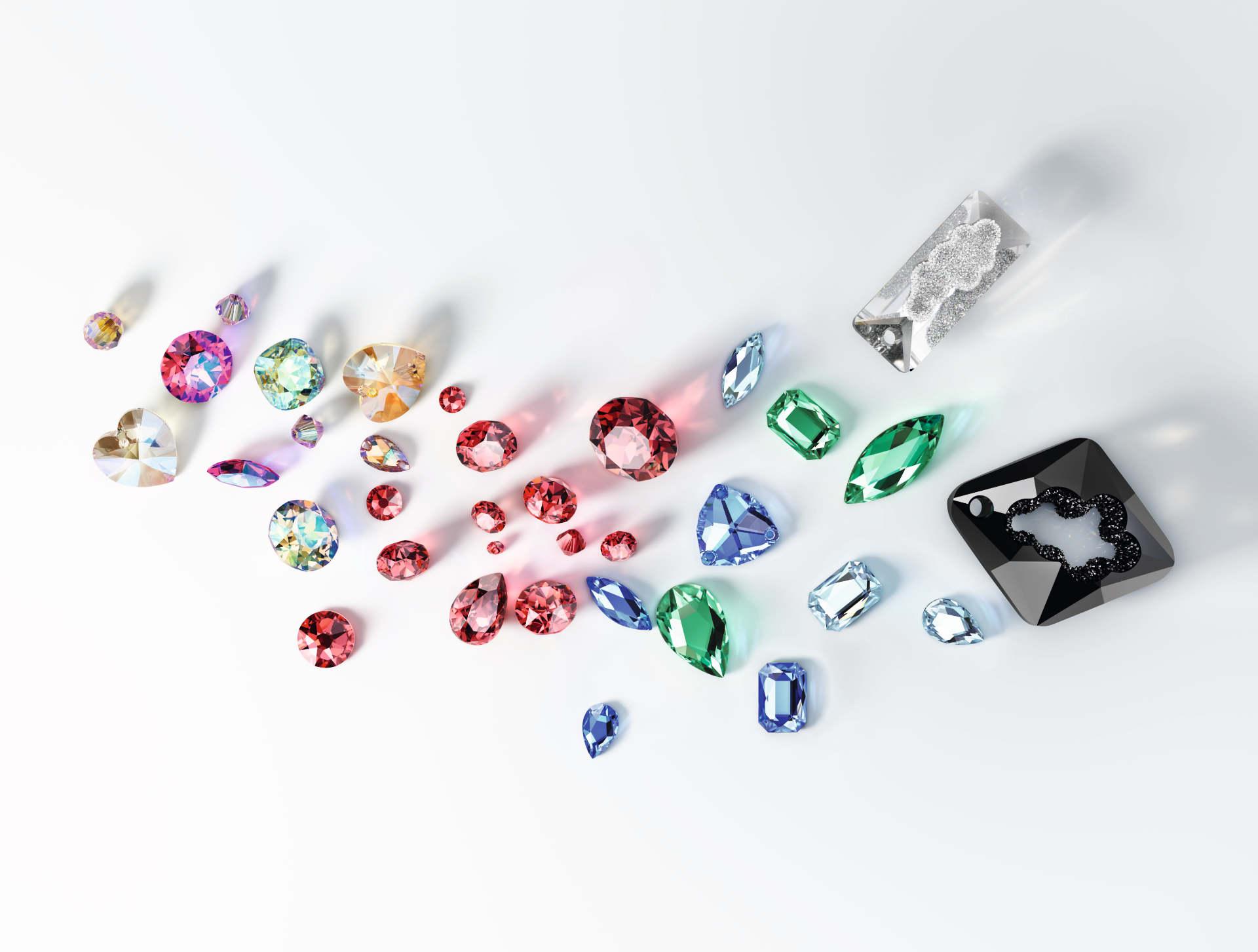 J.Lukes, Boutique de pierres et perles à Paris